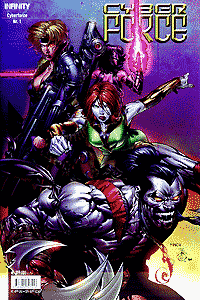 Cyberforce, Band 1,