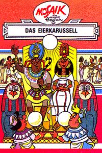 Mosaik Hannes Hegen - Erfinder-Serie, Band 1, Das Eierkarusell
