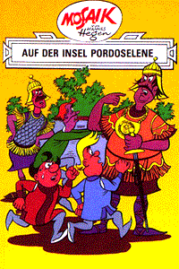 Mosaik - Ritter-Runkel-Serie, Band 6, Mosaik (Digedags)