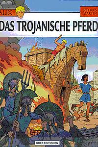 Alix, Band 19, Das Trojanische Pferd