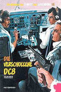 Die Abenteuer von Tanguy und Laverdure, Band 18, Die verschollene DC8