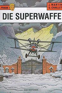 L. Frank [comic], Band 8, Kult Editionen