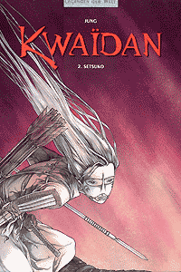 KWAIDAN, Band 2, Kult Editionen