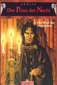 Der Prinz der Nacht, Band 2, Kult Editionen