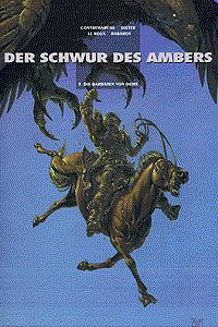 Der Schwur des Ambers, Band 3, Kult Editionen