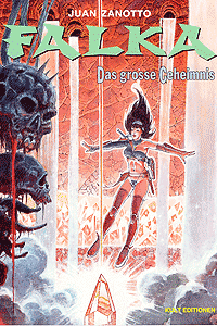 Falka, Band 3, Kult Editionen