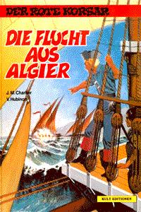 Der Rote Korsar, Band 4, Kult Editionen