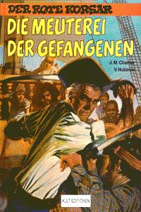 Der Rote Korsar, Band 5, Kult Editionen