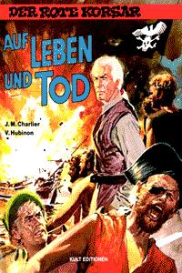 Der Rote Korsar, Band 10, Kult Editionen