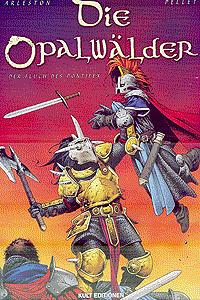 Die Opalw�lder, Band 6, Kult Editionen