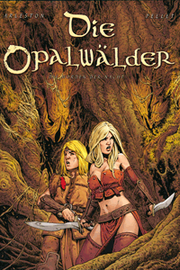 Die Opalw�lder, Band 8, Kult Editionen