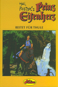 Prinz Eisenherz, Band 8, Prinz Eisenherz reitet für Thule