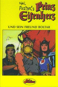 Prinz Eisenherz, Band 9, Prinz Eisenherz und sein Freund Boltar