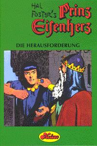Prinz Eisenherz, Band 11, Prinz Eisenherz die Herausforderung