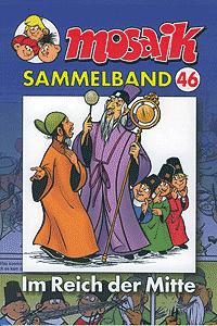 Mosaik - Sammelband, Band 46, Mosaik (Abrafaxe)