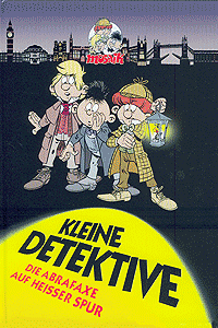 Kleine Detektive, Band 1, Mosaik