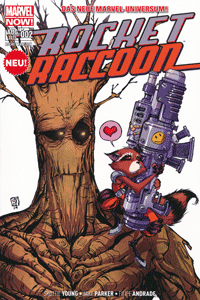 ROCKET RACCOON, Band 2, Marvel/Panini Comics