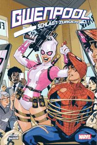 GWENPOOL schlägt zurück, Einzelband, Marvel/Panini Comics