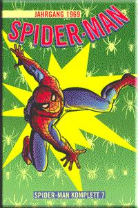 Spider-Man 07.Jahrgang, Schuber 7, 1969