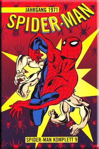 Spider-Man 09.Jahrgang, Schuber 9, Marvel/Panini Comics
