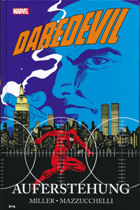 DAREDEVIL | AUFERSTEHUNG lim. Hardcover, Einzelband, Marvel/Panini Comics
