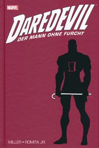 DAREDEVIL | DER MANN OHNE FURCHT lim. Hardcover, Einzelband, Marvel/Panini Comics