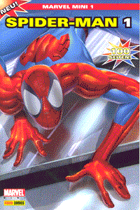 Marvel Mini: Spider-Man, Band 1,
