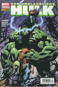 Der unglaubliche Hulk, Band 3, Marvel/Panini Comics