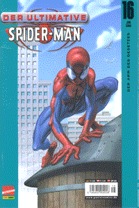 Der ultimative Spider-Man, Band 16, Marvel/Panini Comics