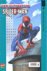 Der ultimative Spider-Man, Band 16, Marvel/Panini Comics