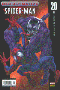 Der ultimative Spider-Man, Band 20, Marvel/Panini Comics