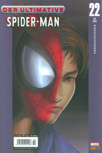 Der ultimative Spider-Man, Band 22, Marvel/Panini Comics