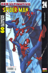Der ultimative Spider-Man, Band 24, Gefeuert