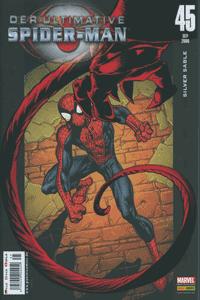 Der ultimative Spider-Man, Band 45, Krieger (Teil 7), Silver Sable (Teil 1)