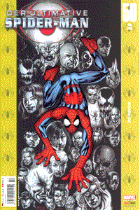 Der ultimative Spider-Man, Band 50, Morbius (Teil 1 und 2)