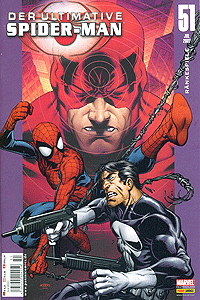 Der ultimative Spider-Man, Band 51, Marvel/Panini Comics