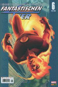 Die ultimativen Fantastischen Vier, Band 6, Marvel/Panini Comics