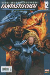Die ultimativen Fantastischen Vier, Band 12, Marvel/Panini Comics