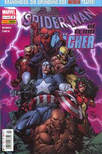 Spider-Man und die neuen R�cher, Band 2, Ausbruch (Teil 3 und 4)