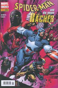 Spider-Man und die neuen R�cher, Band 6, Ronin (Teil 1 und 2)