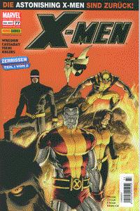 X-Men, Band 77, Marvel/Panini Comics