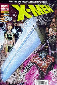 "X-Men, Band 83, Aufstieg und Fall des Shi""Ar-Imperiums"