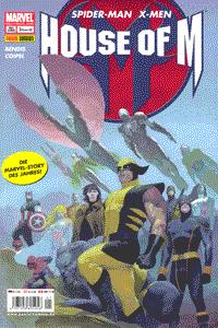 House of M, Band 1, Marvel/Panini Comics