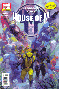 House of M, Band 2, Marvel/Panini Comics