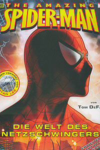 The Amazing Spider-Man: Die Welt des Netzschwingers, Einzelband, Marvel/Panini Comics