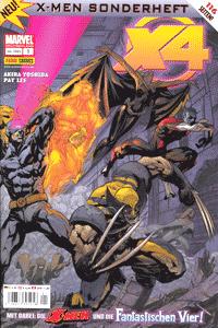 X-Men Sonderheft, Band 1, Marvel/Panini Comics