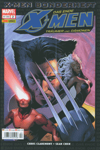 X-Men Sonderheft, Band 2, Marvel/Panini Comics