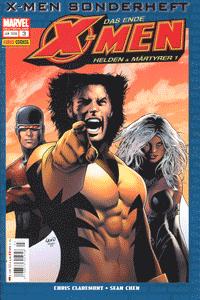 X-Men Sonderheft, Band 3, Marvel/Panini Comics