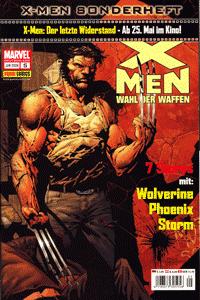 X-Men Sonderheft, Band 5, Der letzte Ausweg, . . .