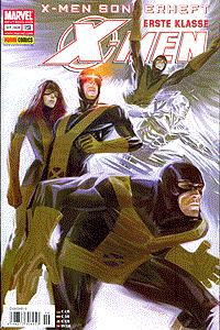 X-Men Sonderheft, Band 19, Erste Klasse